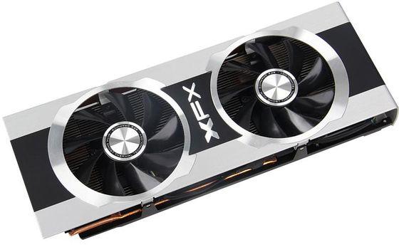 XFX Radeon HD 7970 Double Dissipation GHz Edition karta graficzna zdjęcie chłodzenie