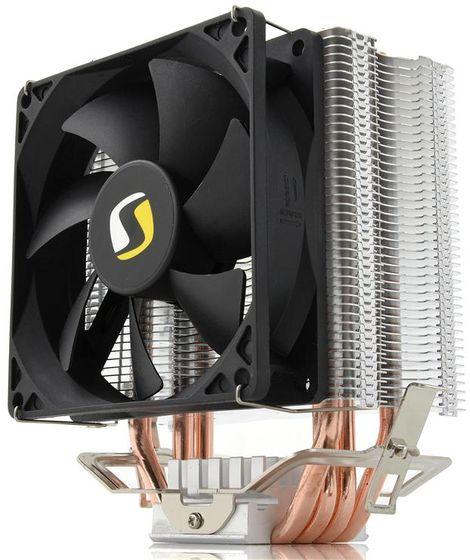 SilentiumPC Spartan PRO HE924 chłodzenie dla procesorów zdjęcie