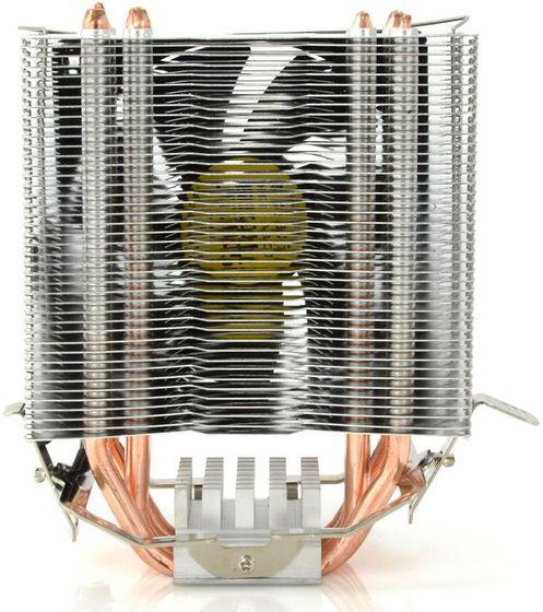 SilentiumPC Spartan PRO HE924 chłodzenie dla procesorów zdjęcie widok z tyłu