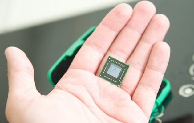 AMD Brazos 2.0 procesor zdjęcie