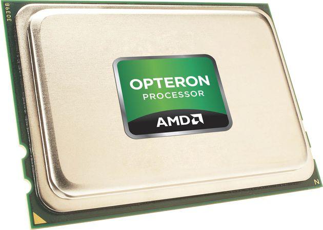 AMD Opteron procesor zdjęcie