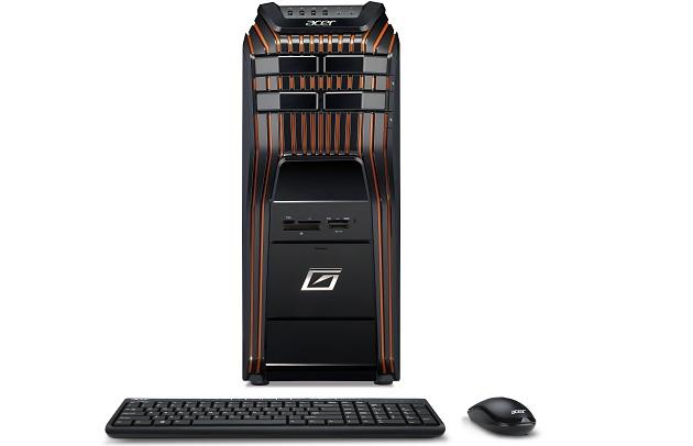 Acer Aspire Predator G5920 komputer zestaw zdjęcie