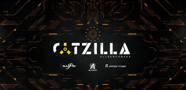 Catzilla ALLBenchmark benchmark grafika