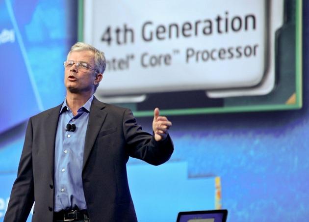 Intel Haswell procesory IDF 2012 konferencja