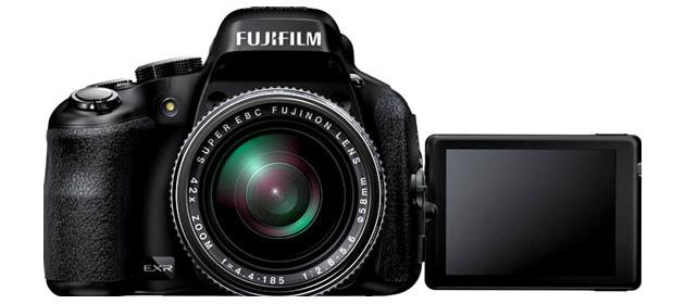 Fujifilm FinePix HS50EXR ultrazoom cyfrowy