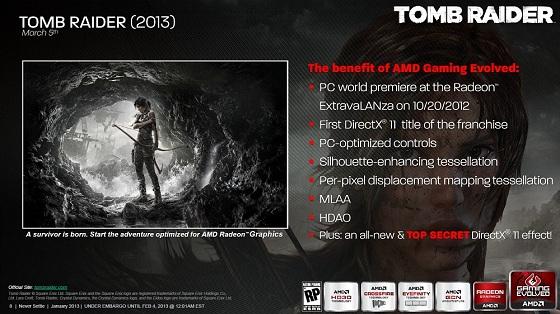 AMD TressFX technologia grafika