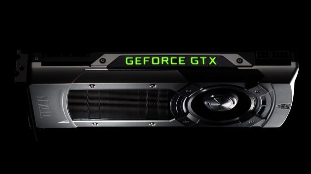 Nvidia GeForce GTX Titan karta graficzna zdjęcie