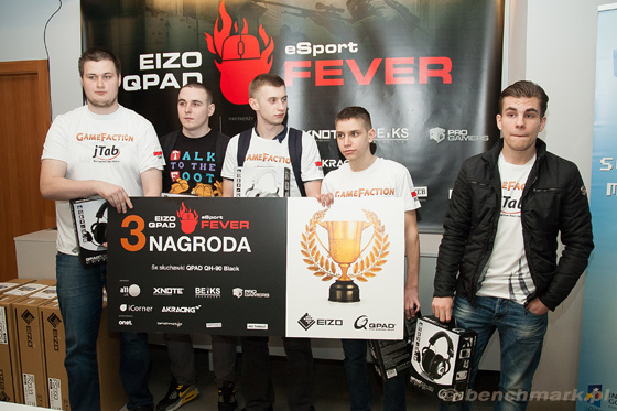 GF-Gaming zespół Counter Strike