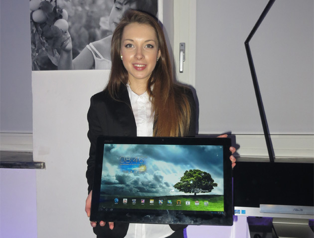 ASUS Transformer AIO Android
