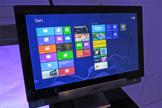 ASUS Transformer AIO Windows 8