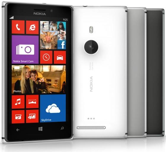 Nokia Lumia 925 - specyfikacja techniczna i galeria zdjęć Smart Camera