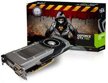 KFA2 GeForce GTX 780 karta graficzna zdjęcie opakowanie