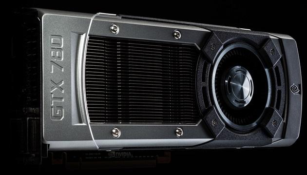 Nvidia GeForce GTX 780 karta graficzna zdjęcie