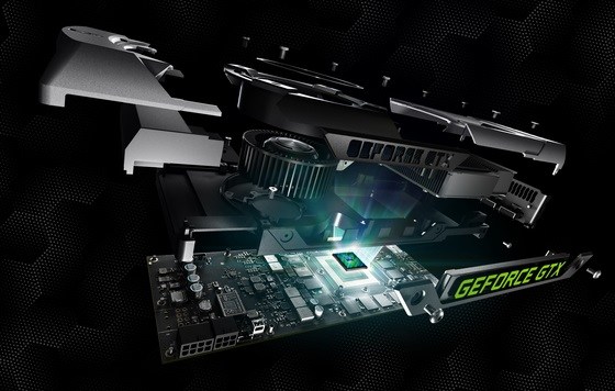 Nvidia GeForce GTX 780 karta graficzna zdjęcie chłodzenie