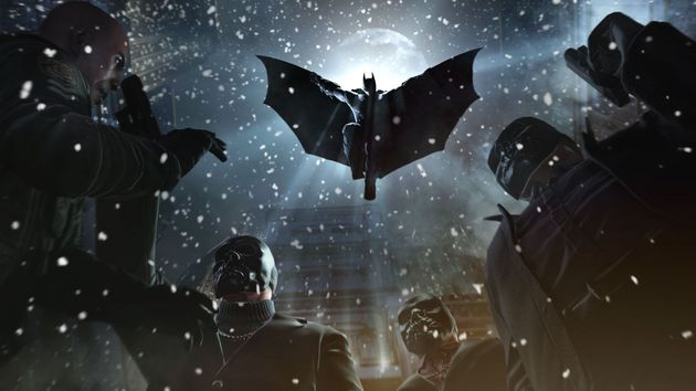 Batman: Arkham Origins gra screen