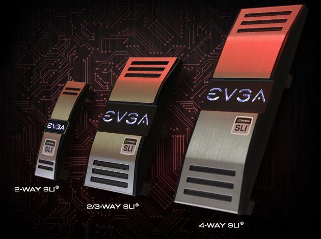 EVGA Pro SLI Bridges mostki zdjęcie