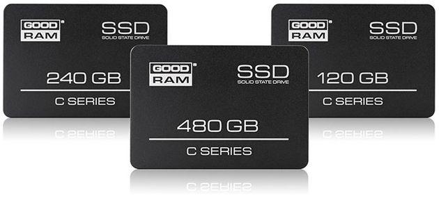 Wilk Elektronik GOODRAM C Series dyski SSD zdjęcie