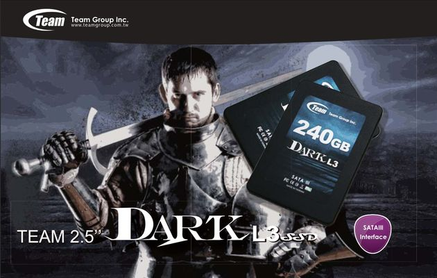 Team Group Dark L3 dysk SSD grafika