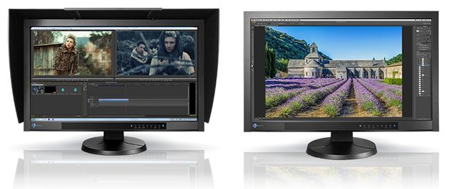 EIZO ColorEdge CG277 i CX271 monitor
