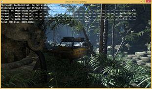 Microsoft DirectX 12 - prezentacja w 3DMark 11
