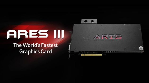 ASUS ARES III karta graficzna