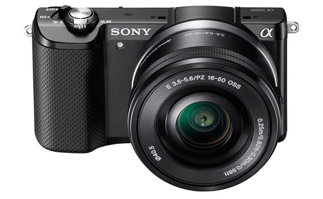 Sony A5000 zestaw kit 16-50 mm f/3,5-5,6