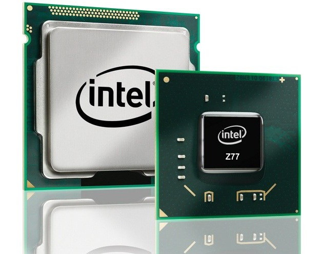 Intel Ivy Bridge procesor chipset