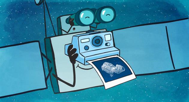 Rosetta obrazek