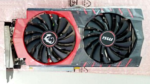 MSI GeForce GTX 970 Gaming karta graficzna