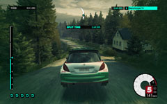 Dirt 3 - start wyścigu