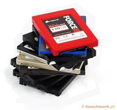 Test dysków SSD
