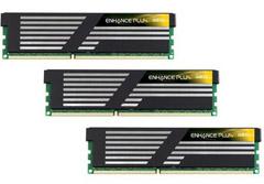 6 GB GEIL PC3-14000 1750 MHz (3 x 2GB)