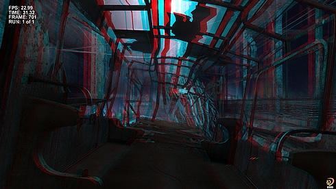 Metro 2033 w 3D