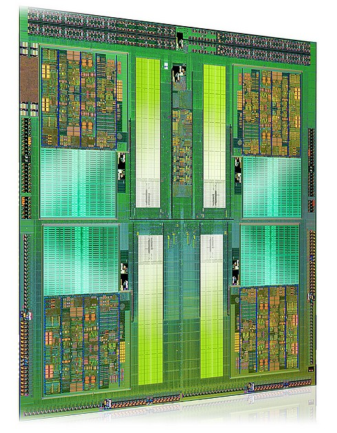 amd bulldozer chip