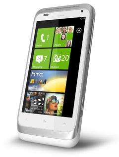 HTC Radar - Sense UI