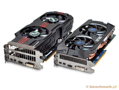 Asus HD 7950 i Sapphire HD 7950