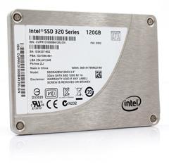 Intel SSD 320 120 GB