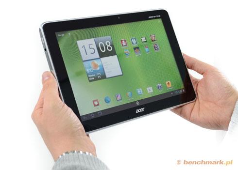 Acer Iconia Tab A510 w rękach