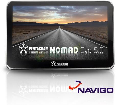 Pentagram Nomad 5.0 Evo (5'')
