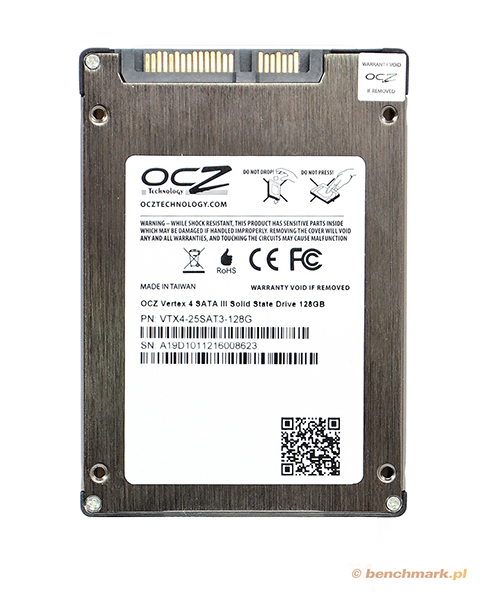 OCZ Vertex 4 128GB SSD