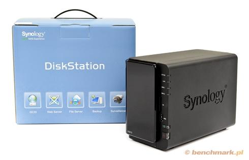 Synology DiskStation DS212