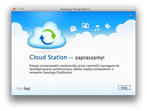 Synology DiskStation DS212 - oprogramowanie