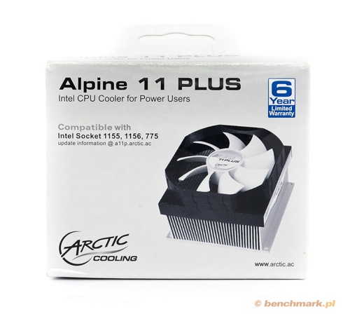 Arctic Cooling Alpine 11 Plus