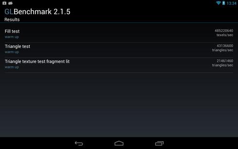 Google Nexus 7 - oprogramowanie