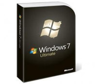 Windows 7 Ultimate 64-bit SP1