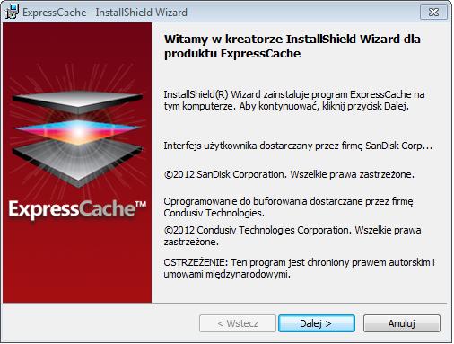 SanDisk ReadyCache SSD 32 GB - test