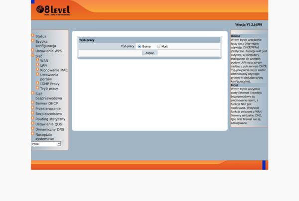 8level WRT-150 Smart