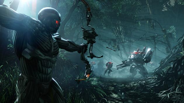 Crysis 3 - Interesujaca scena z gry