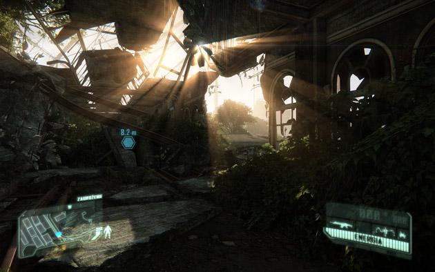 Crysis 3 - Początkowy etap rozgrywki