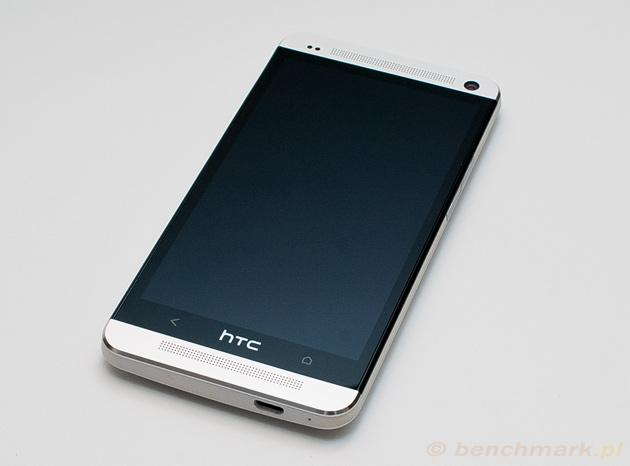 HTC One ekran wyłączony